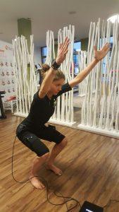 EMS-Training in der Physiotherapie