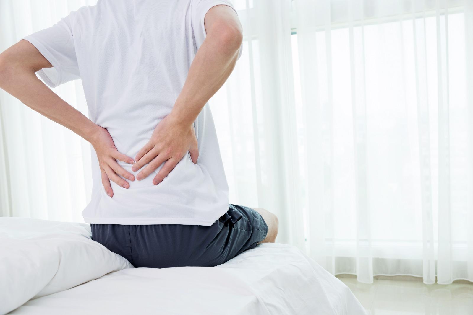 Bandscheibenschäden: Formen, Ursachen und Behandlung