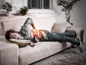 (Selbst-)Behandlung bei chronischen Rückenschmerzen